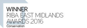 RIBA East Midlands award logo 2016