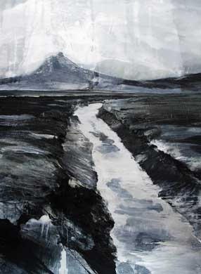 Caithness Landscape (3), Mark Thompson, Photo Marcel Walker