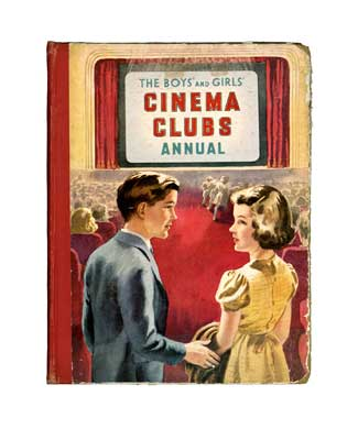 Cinema Club, From The Found Art series