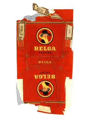 Belga, From the Cigarette Packets series