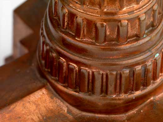 Exhibition, Added Value?, St. Pauls Cathedral Jelly Mould (detail), Bompas & Parr, 2009. Photo: Nick Moss/Crafts Council