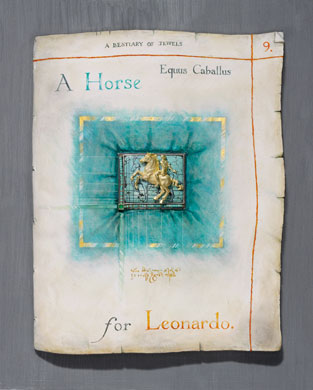 A Horse for Leonardo. Photo Clarissa Bruce.