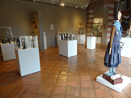 Julie Arkell, Away Away. The Harley Gallery