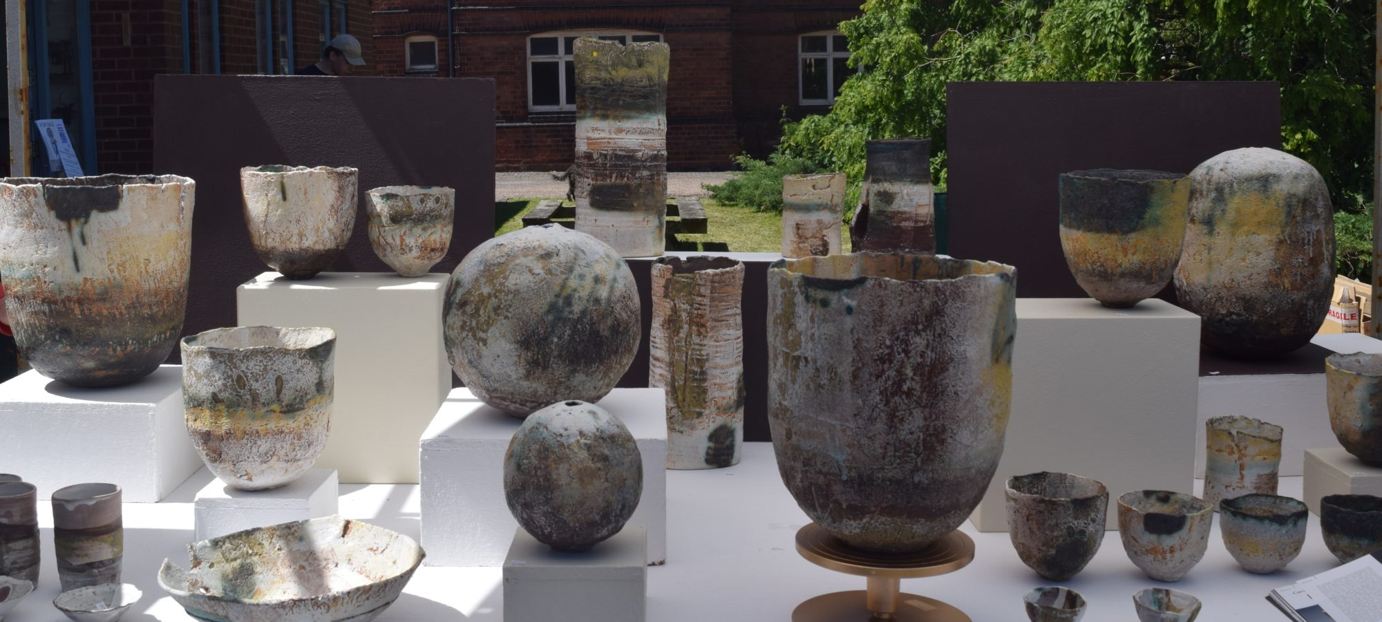 Earth and Fire International Ceramic Fair