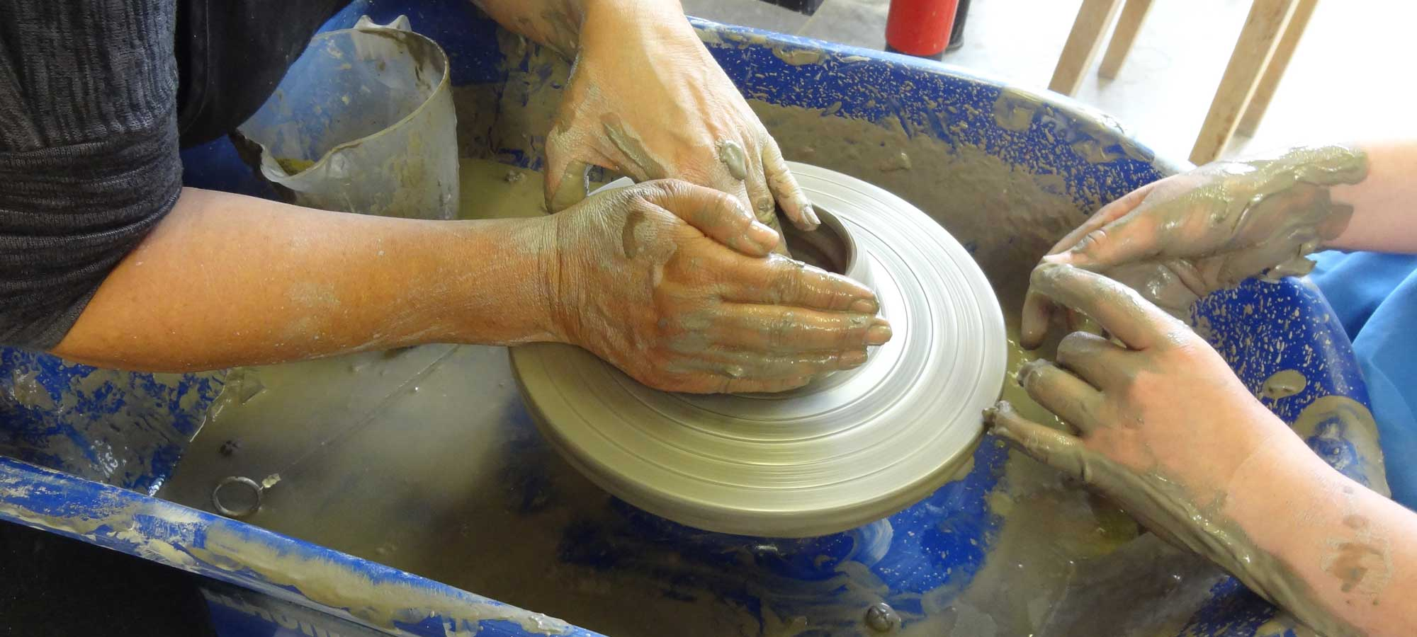 Potter's Wheel taster sessions