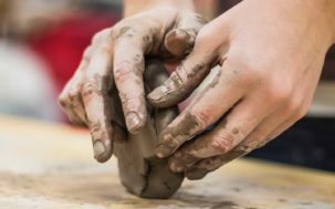 Children's Clay Parties