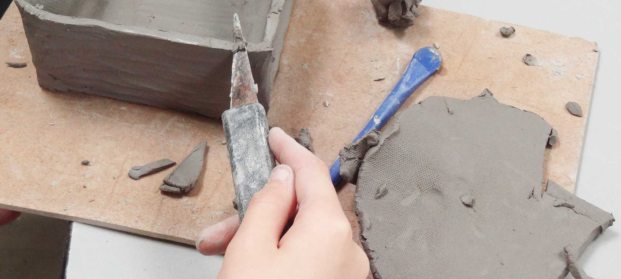 Hand-building Clay Sessions