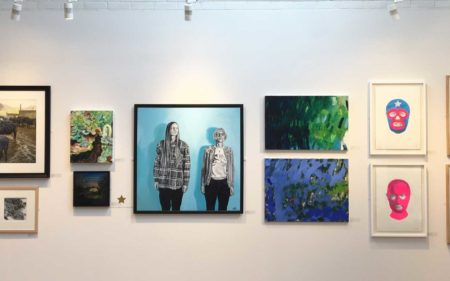 The Harley Open – How to make an exhibition
