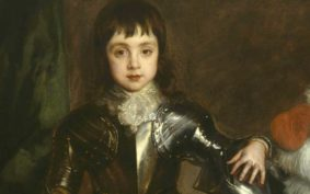 The Knight is Young: Childhood Arms and Armour with Dr Sophie Littlewood