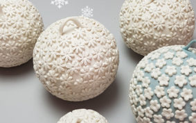 Christmas Bauble and Decorations Workshop