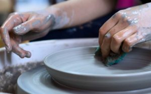 Evening Pottery Classes at The Harley Pottery Studio