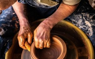 Evening Pottery Classes