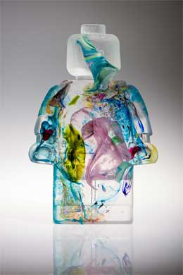 'Recycling Narratives. Whispering Sweet Nothings' by Hannah Gibson Glass