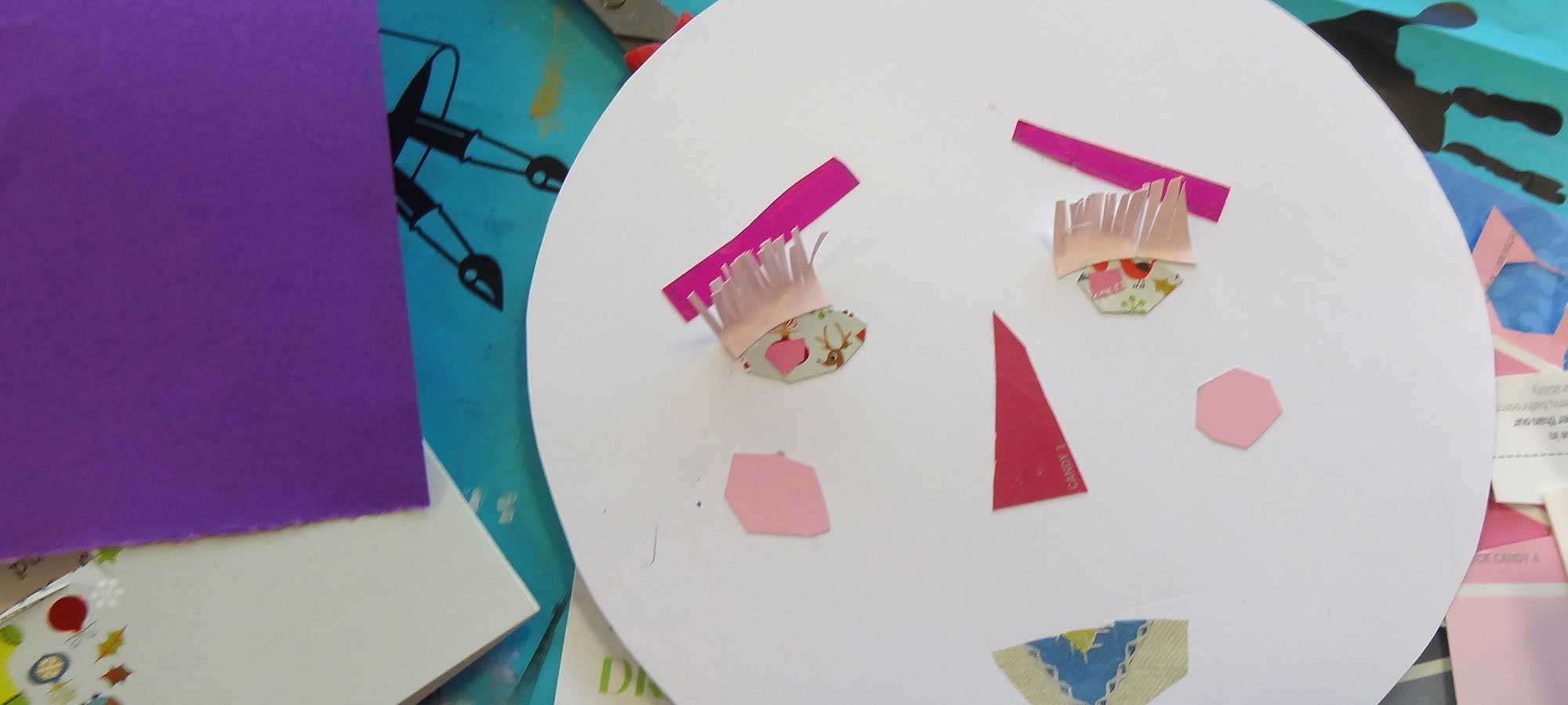Hands on Holidays – Face Stamps
