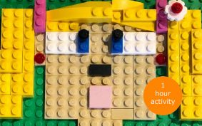 LEGO® Self Portrait
