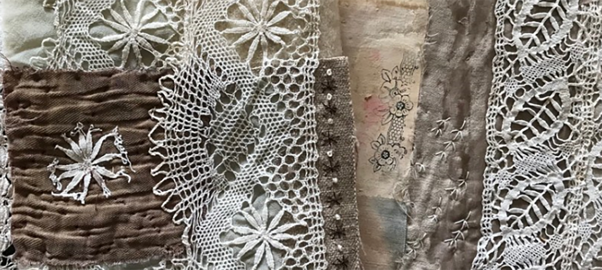 Lace Books with Mandy Pattullo