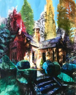 Newstead Abbey Gate House. NG15 8NA by Julian Bray