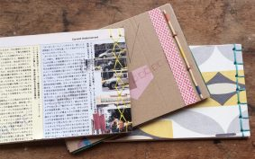 Makers Club // Japanese Style Bound Journals