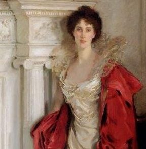 Duchess Winifred of Portland John Singer Sargent painting - The Portladn Collection Museum