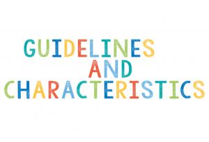Lift Off! Guidelines and characteristics