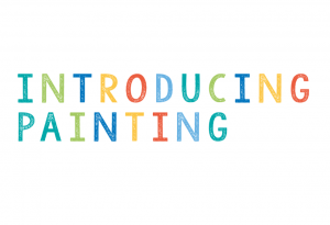 art lesson ideas - Introducing painting