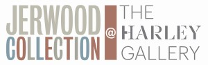 The Jerwood Collection at The Harley Gallery logo