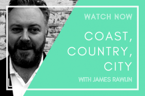 Online talk // Landscapes with James Rawlin